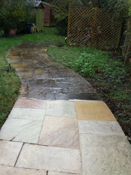 Path-Cleaning