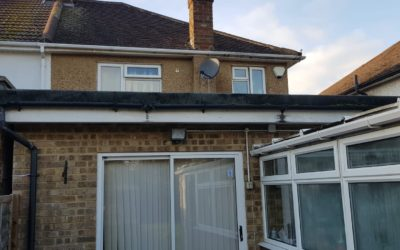 Unblocking Gutter Downpipes