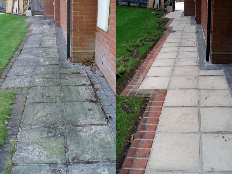 Walkway-Cleaned-Surrey